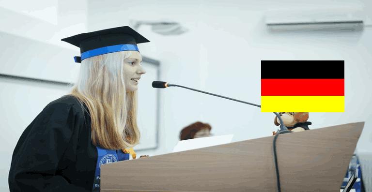 فرص الدراسة في ألمانيا