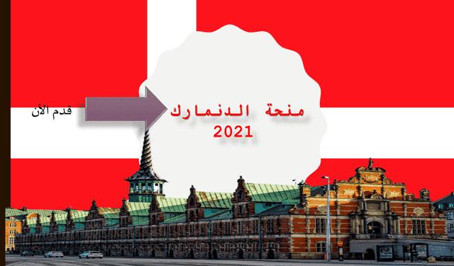 منحة الدنمارك 2021