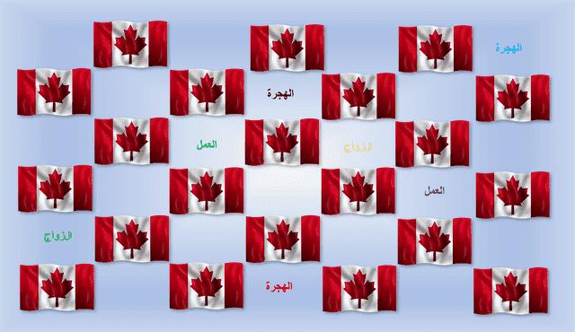الطرق المضمونة تستطيع بها الهجرة الى كندا